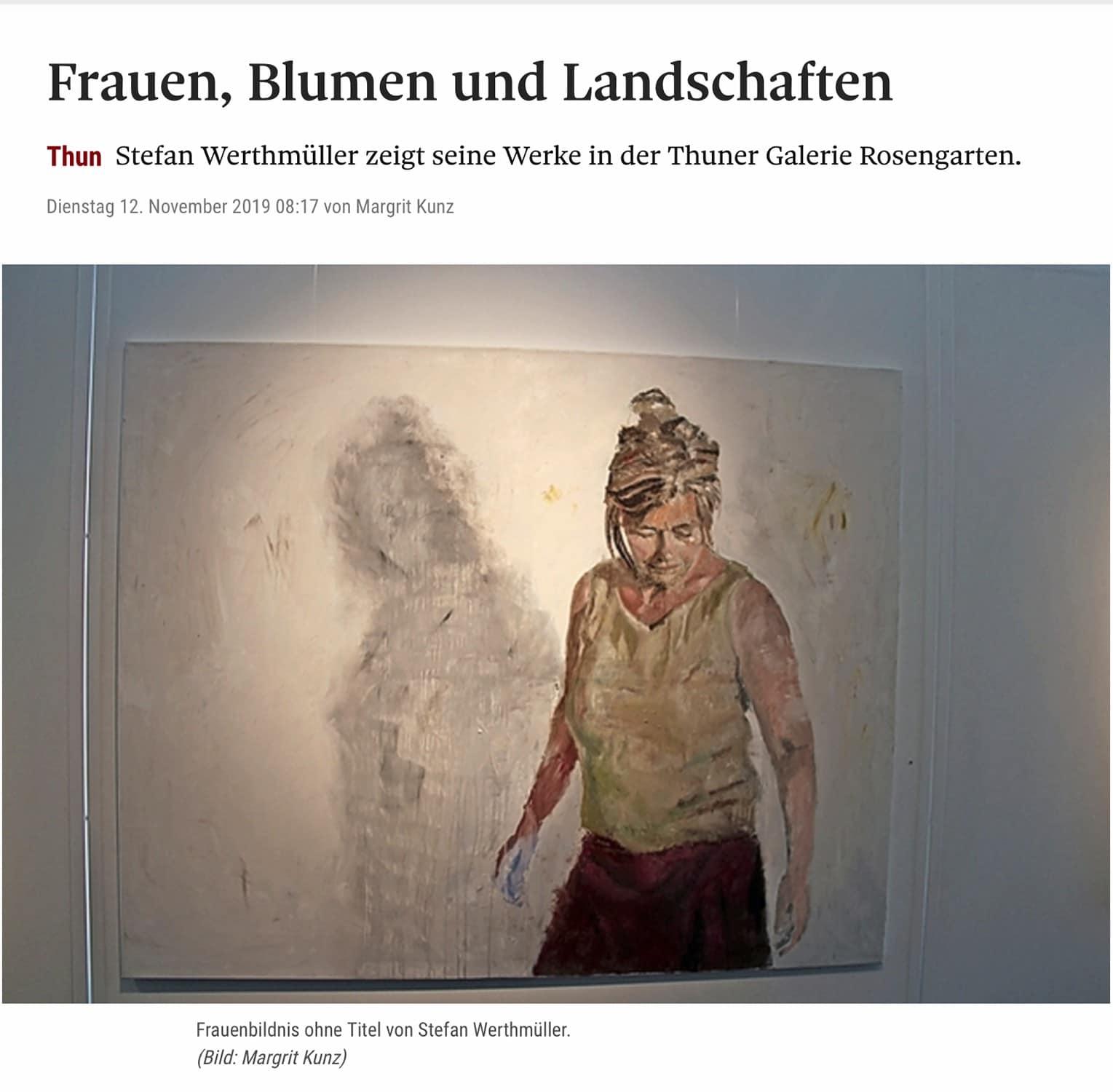 Kunstmaler-Schweiz-Thun-Kunst-2019-Stefan-Werthmueller-Berner-Zeitung
